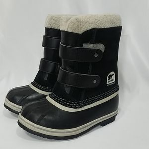 Sorel Kids Yoot Pac Suede  Snow Boots